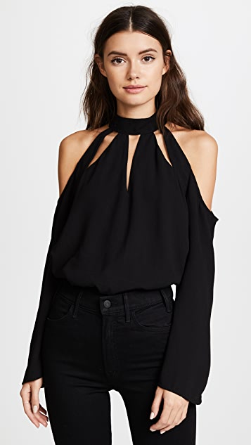 The Jetset Diaries Hiatus Top