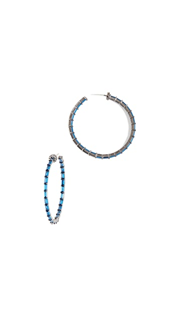 Theia Jewelry Hestia Hoop Earrings