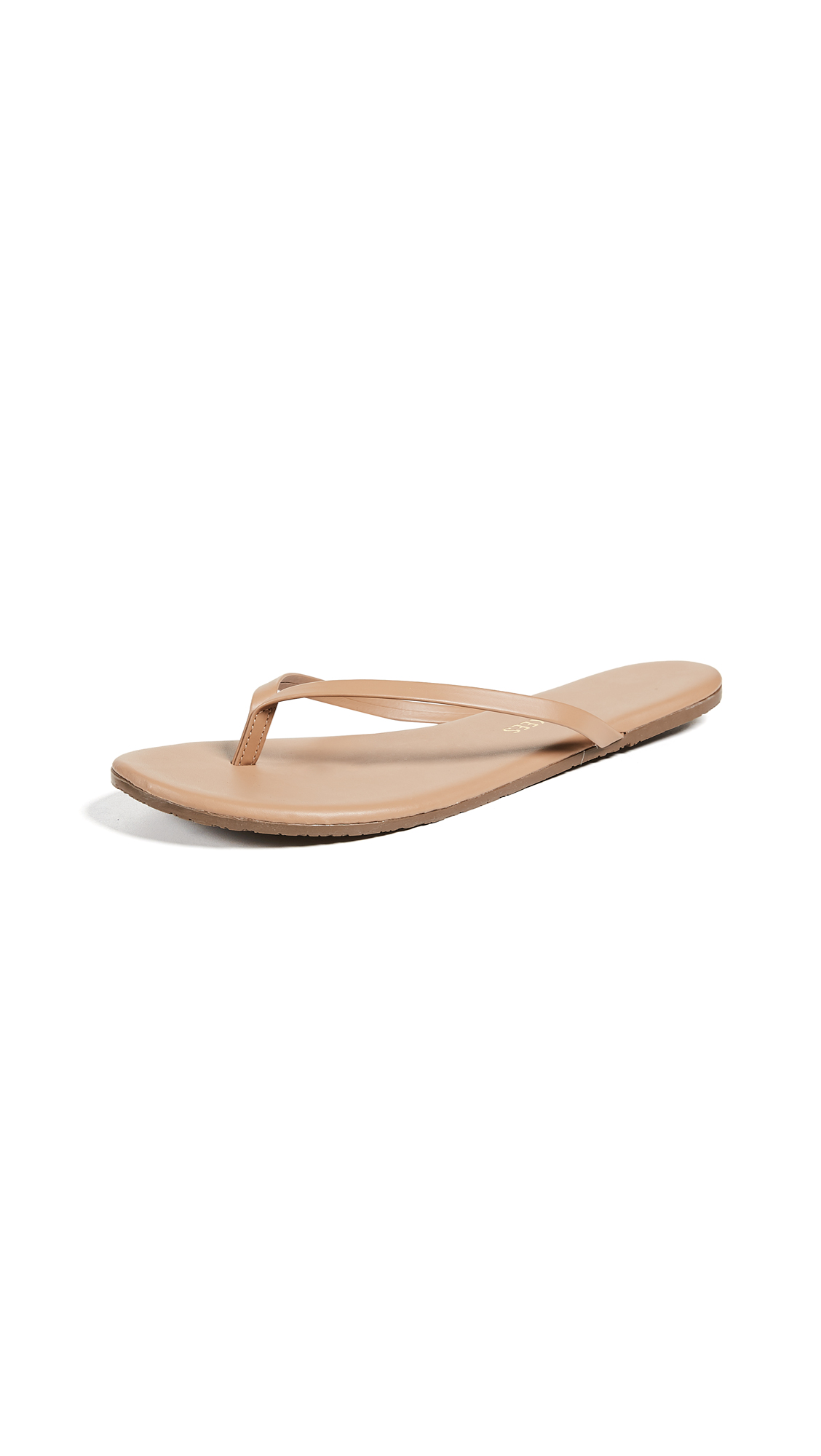 TKEES Foundations Flip Flops - Cocoa Butter