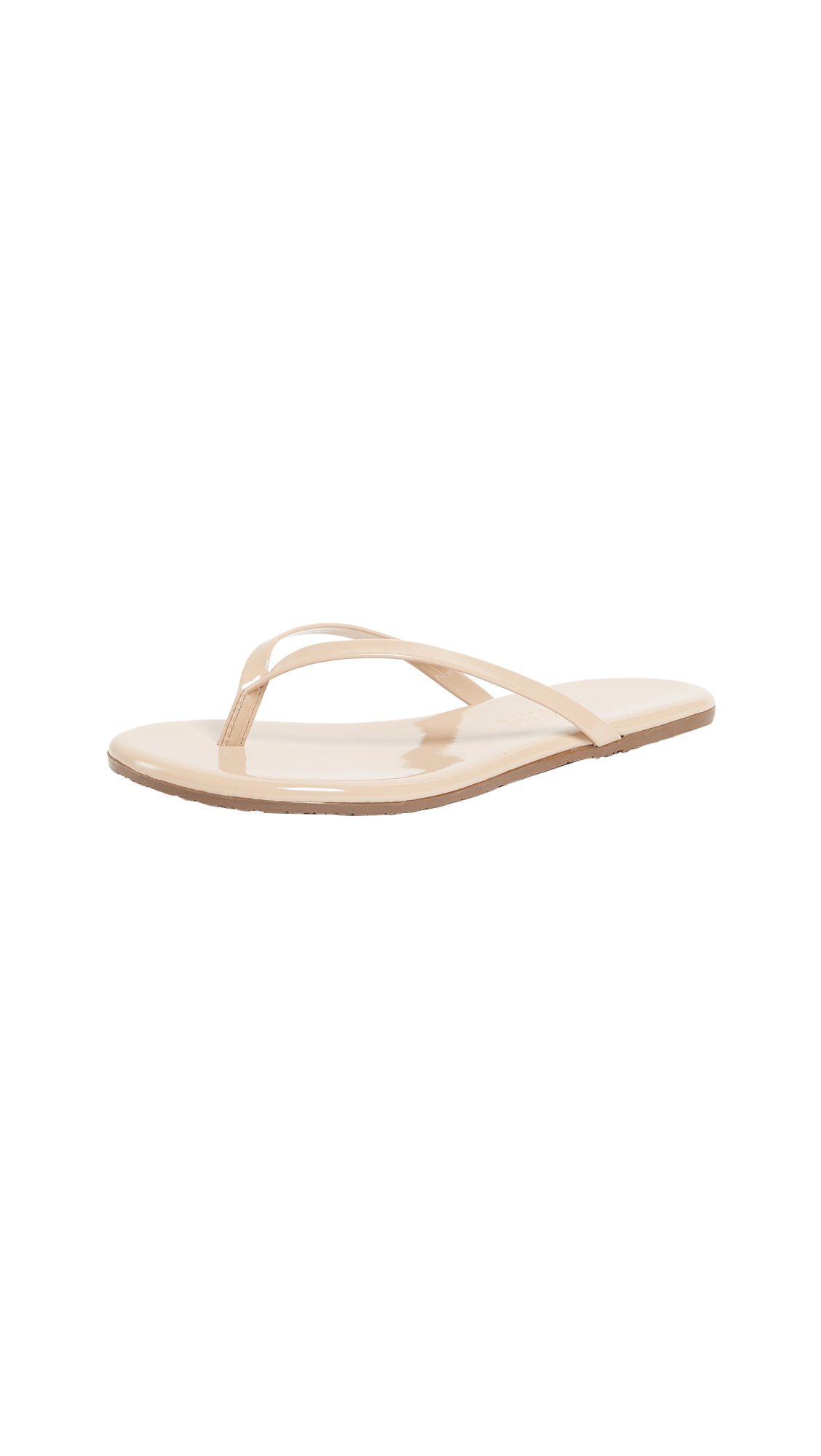 TKEES Foundations Glosses Flip Flops - Sunkissed