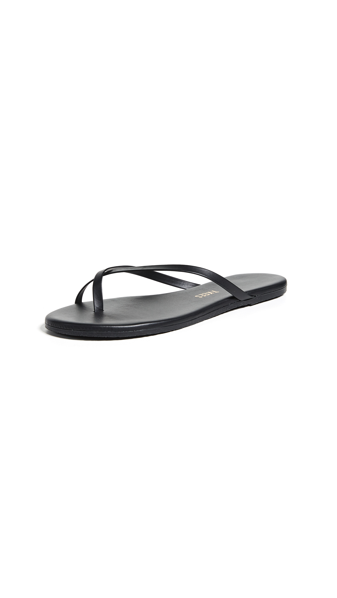 TKEES Riley Flip Flops - Sable