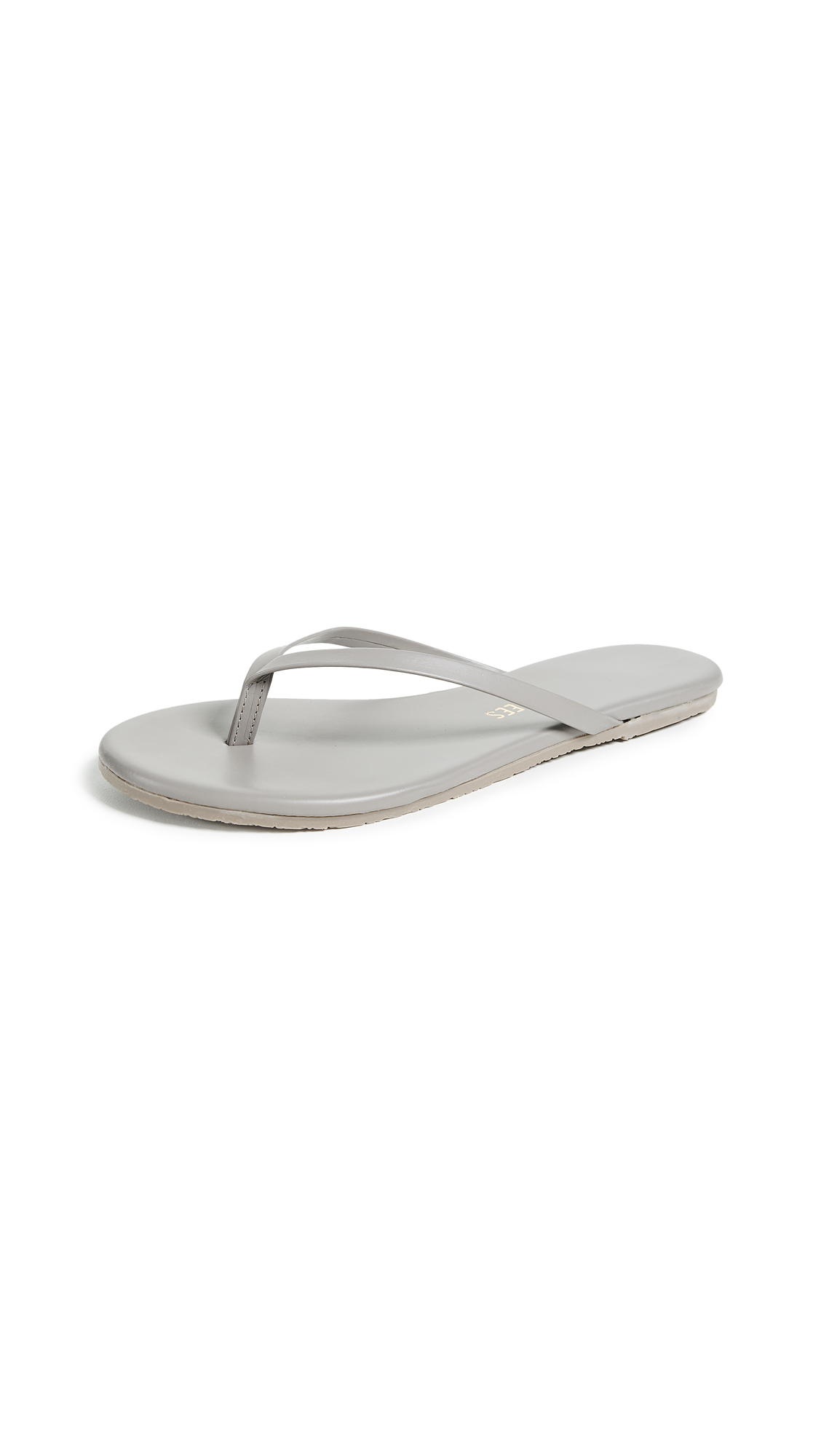 TKEES Solids Flip Flops - No. 9
