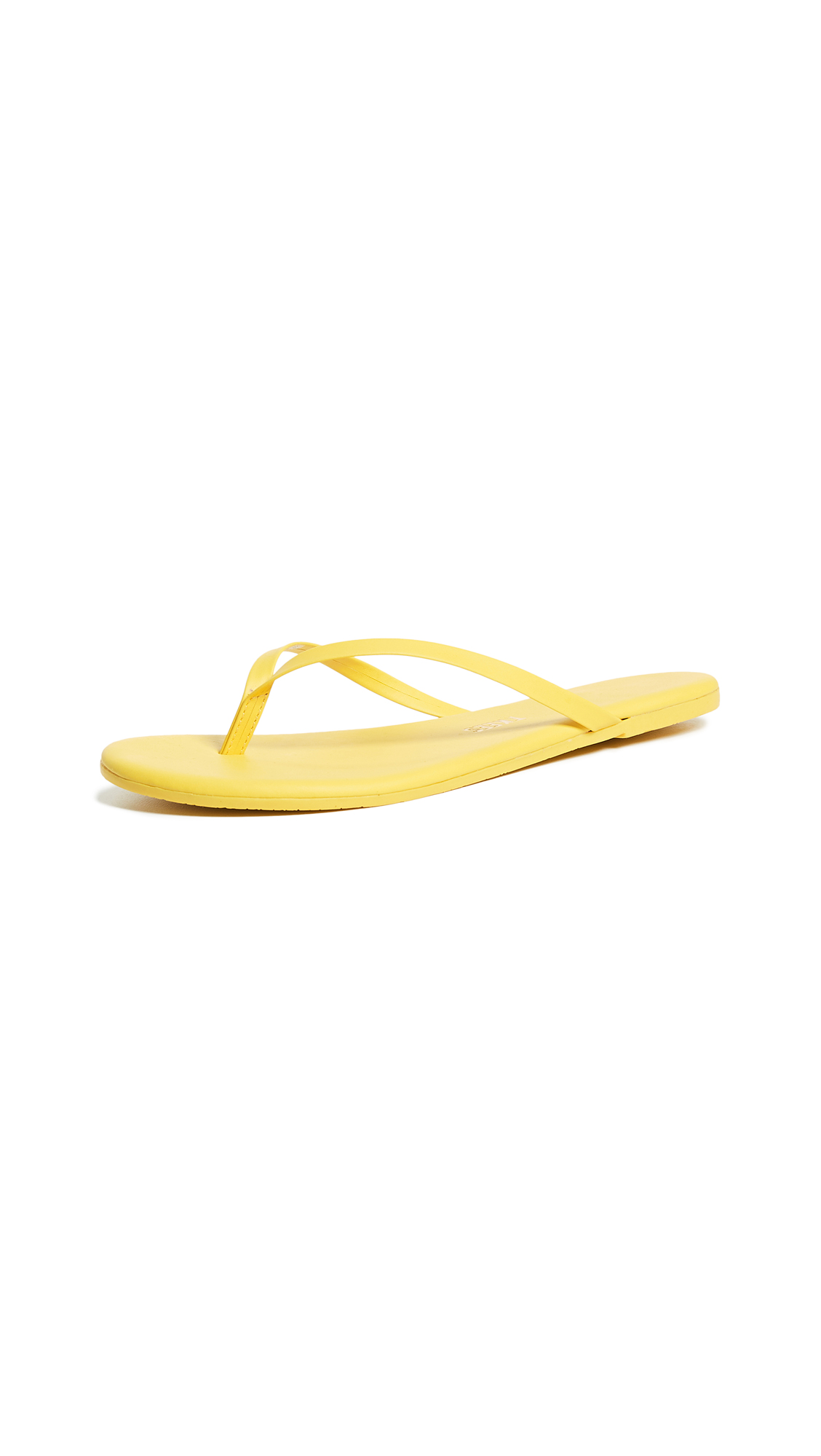 TKEES Solids Flip Flops - No. 4