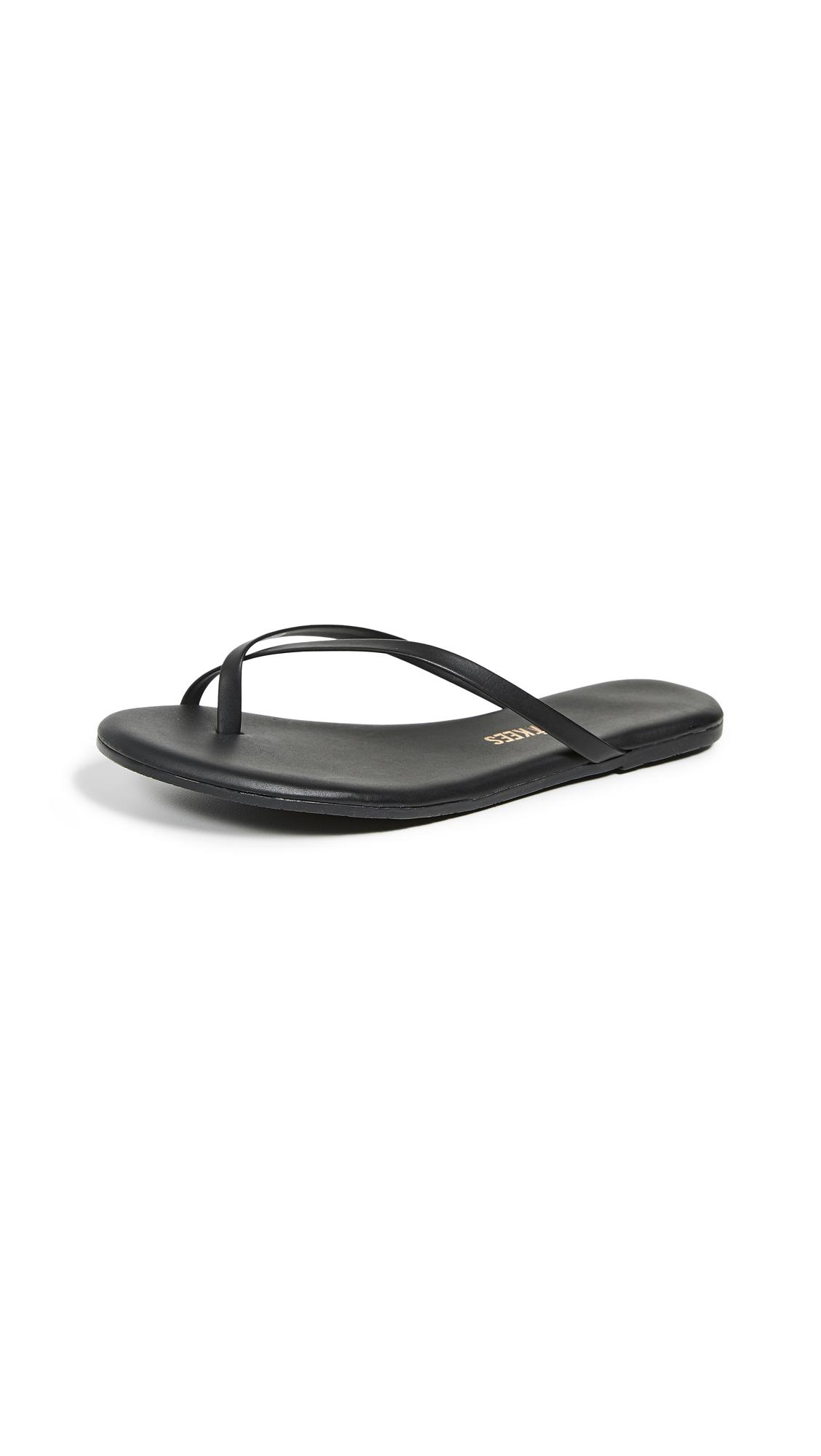 TKEES Riley Flip Flops - Sable
