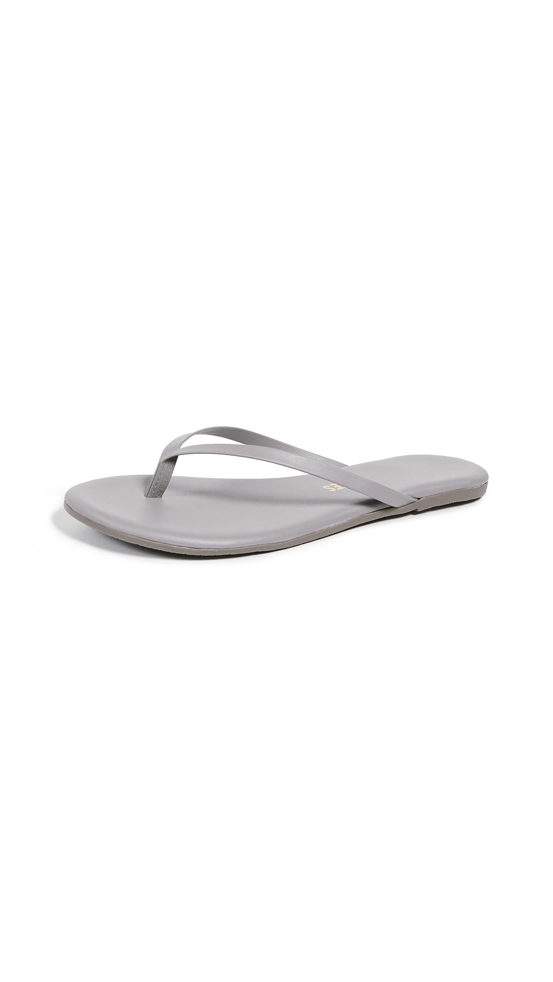 TKEES Solids Flip Flops - No. 9