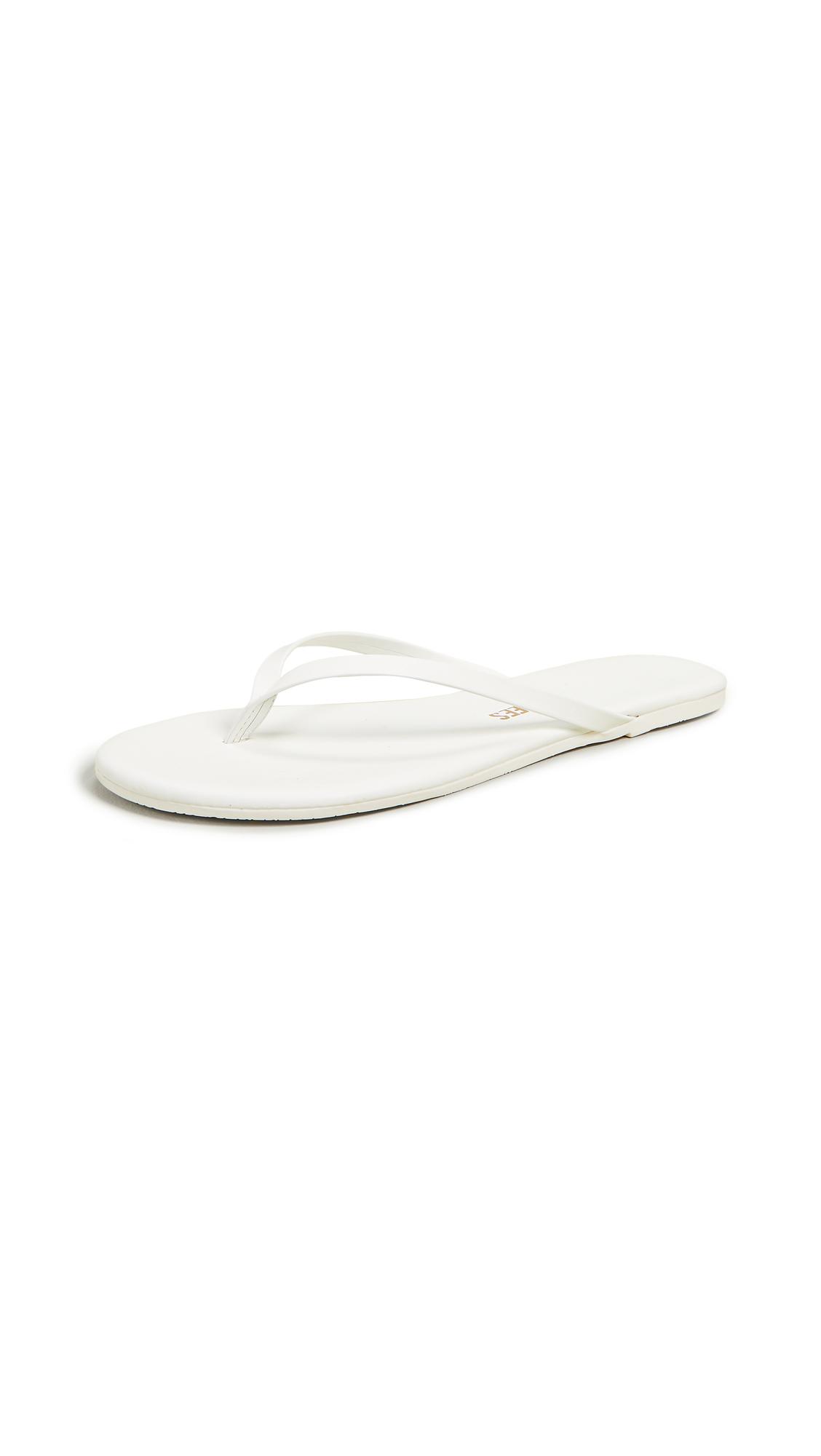 TKEES Solids Flip Flops - No. 1