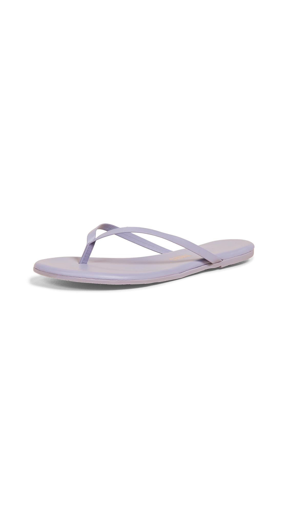 TKEES Solids Flip Flops - No. 12