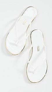 TKEES Studio 夹趾凉鞋