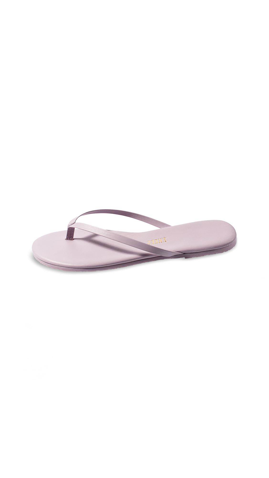 TKEES Solid Flip Flops