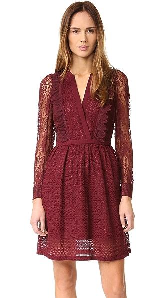 The Kooples Multi Lace Dress