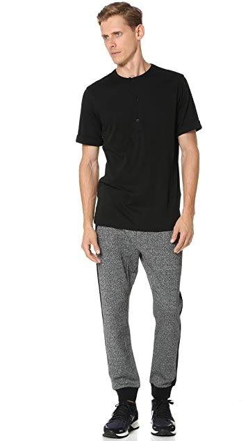The Kooples Sport Fleece Joggers