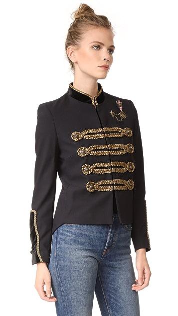 The Kooples Куртка в стиле милитари