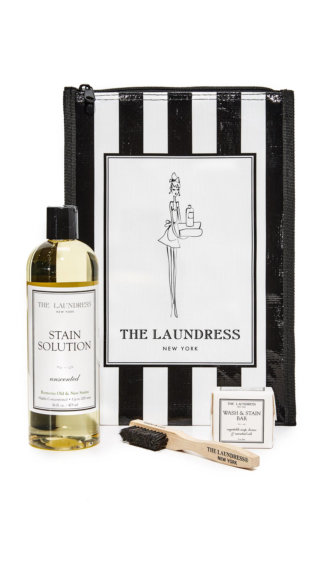 The Laundress Stain Removal Kit - Black/White