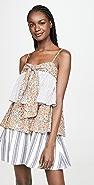 Tigerlily Alamea Frill Dress