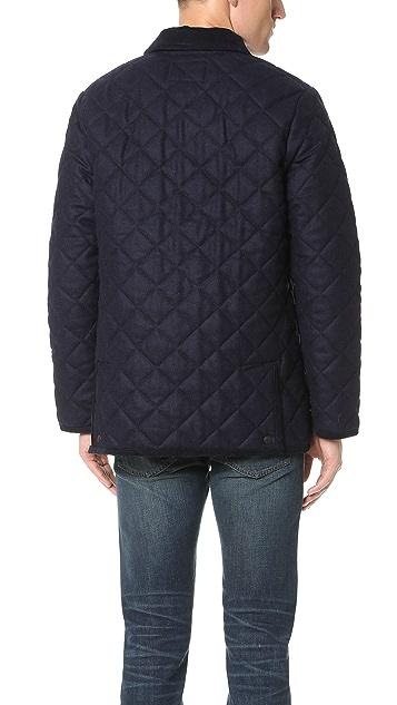 Traditional Weatherwear by Mackintosh Waverly British Tweed Jacket