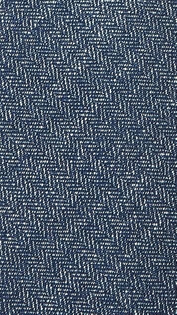 Thomas Mason 7cm Herringbone Tie