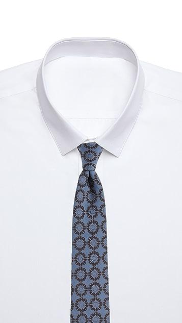 Thomas Mason Pattern Tie