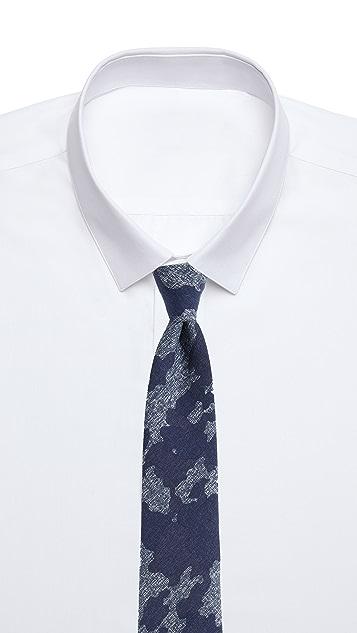 Thomas Mason Camo Tie