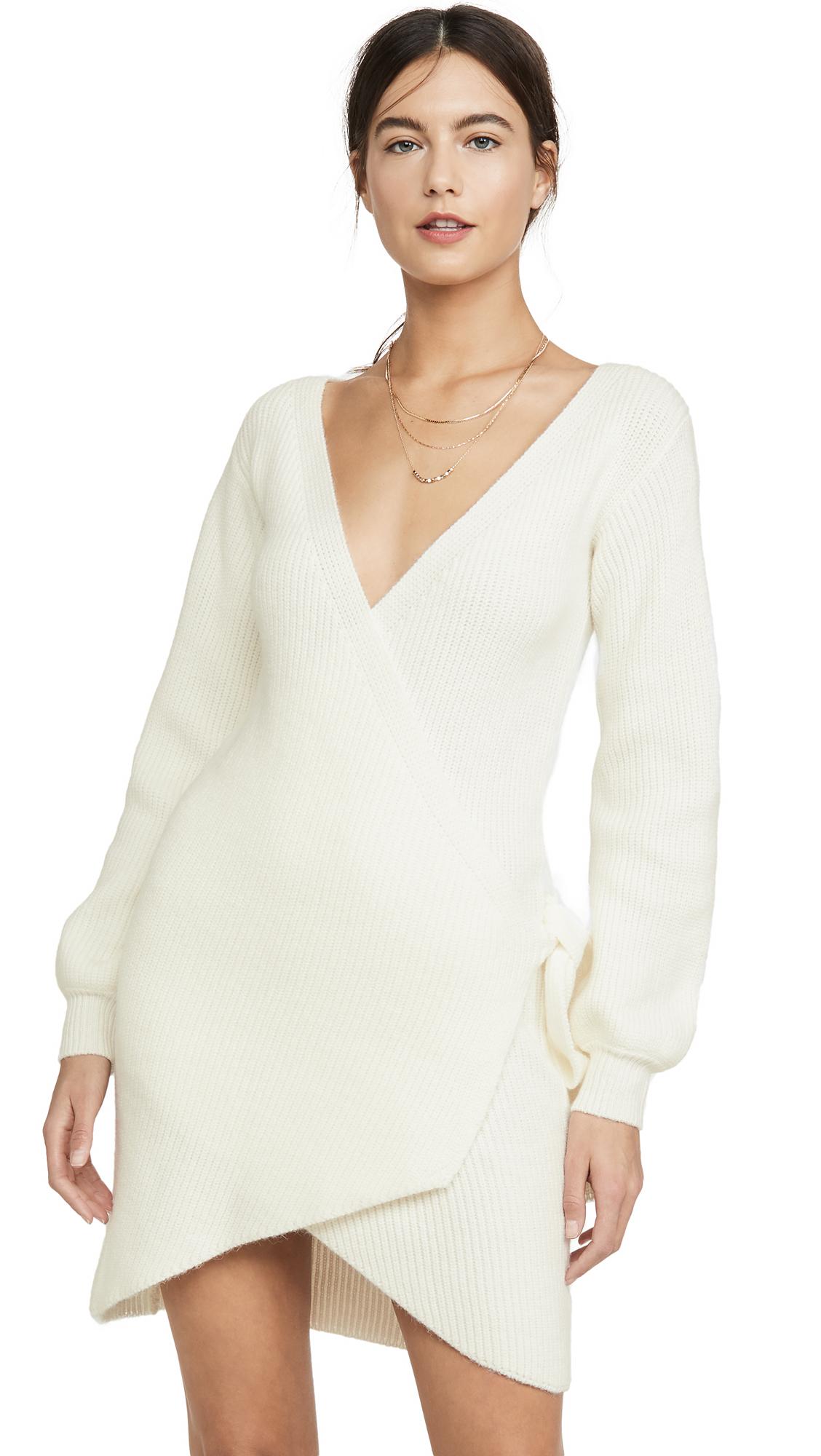 Buy Tiger Mist online - photo of Tiger Mist Polly Sweater Dress