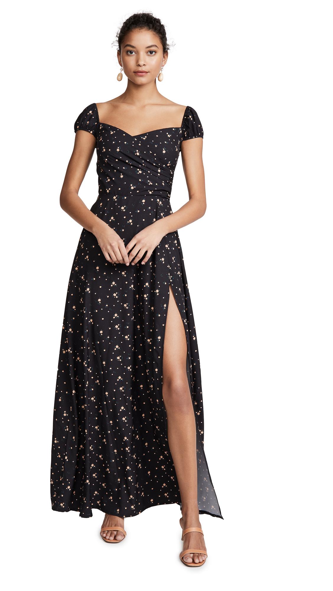 Buy Tiger Mist online - photo of Tiger Mist Fiore Dress