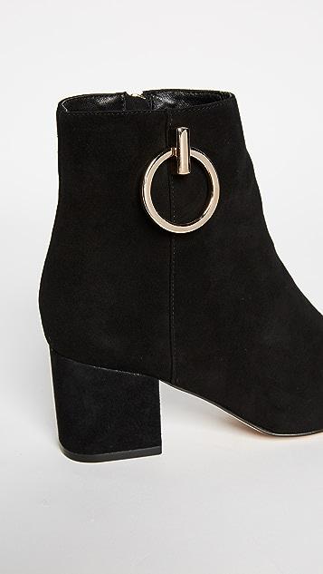 The Mode Collective Francesca O Ring Booties