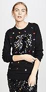 Tata Naka Cashmere Sweater with Beading