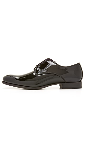To Boot New York Berman Formal Lace Up Oxfords