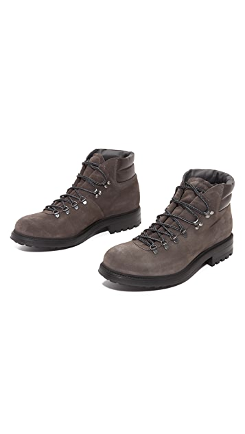To Boot New York Karl Suede Hiker Boots
