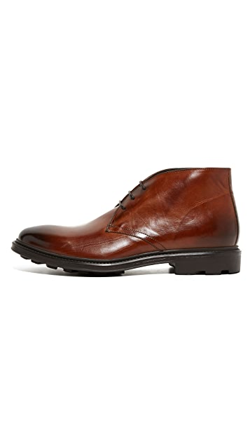 To Boot New York Jarrod Leather Chukka Boots