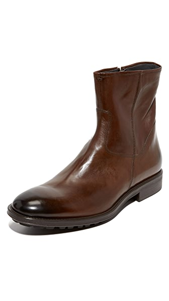 To Boot New York Harrison Zip Boot