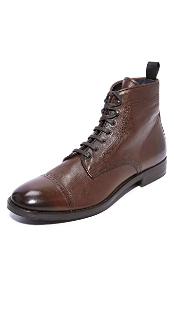 To Boot New York Bevin Cap Toe Boots