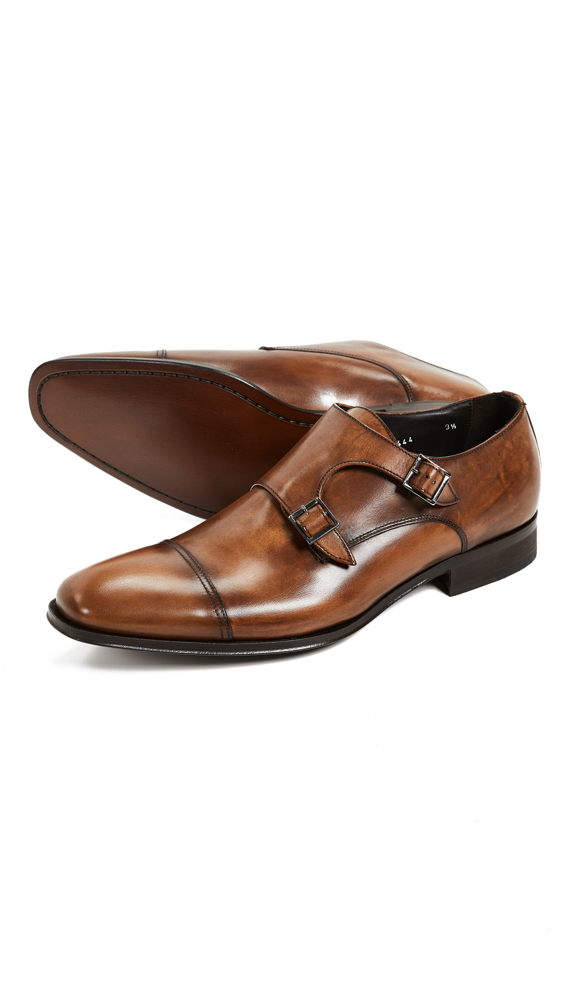 18009b94b11ac To Boot New York Grant Double Monk Strap Shoes