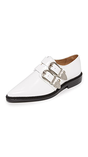 Toga Pulla Buckle Oxfords
