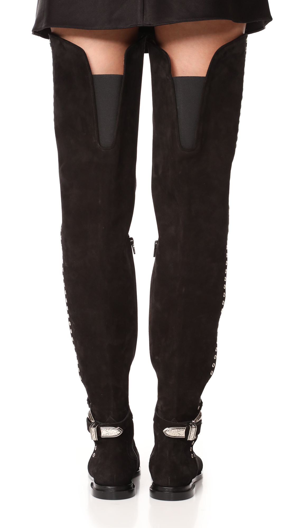 TOGA PULLA Thigh high boots chJ5X