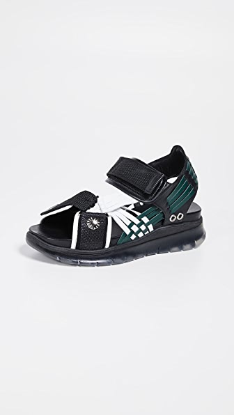 Toga WOVEN SPORTY SANDALS