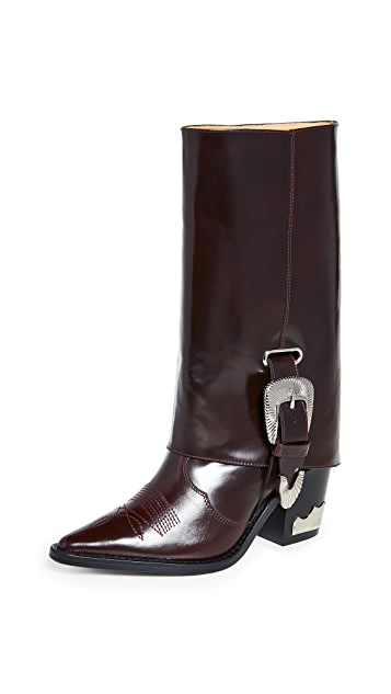 Toga Pulla Western Tall Boot