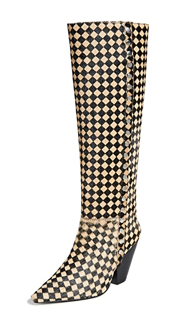 Toga Pulla Tall Chess Boots