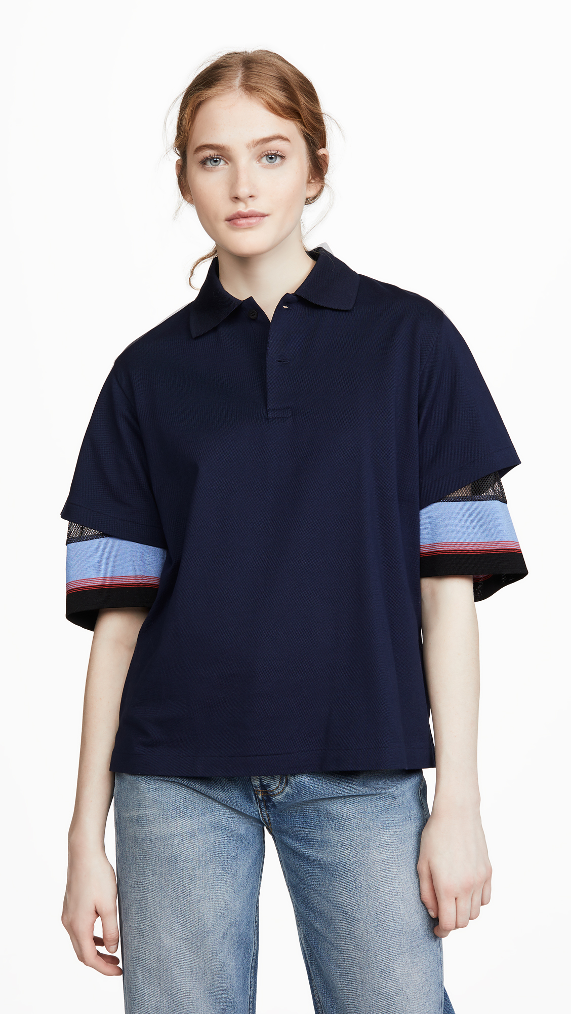 Buy Toga Pulla online - photo of Toga Pulla Kanoko Polo Shirt