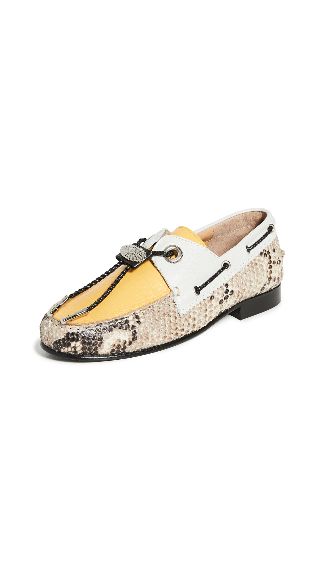Buy Toga Pulla Bolo Tie Loafers online, shop Toga Pulla