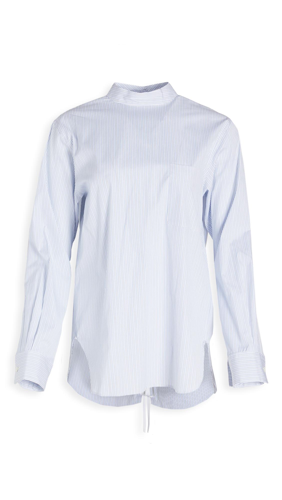 Toga Pulla Cotton Pullover Shirt - 30% Off Sale