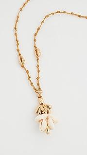Tohum Longmix Puka Shell Necklace