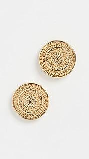 Tohum Mata Rica Earrings