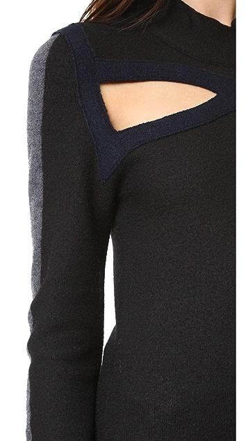 Tome Cutout Sweater