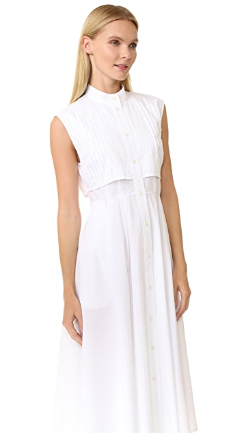 Tome Open Back Sleeveless Dress