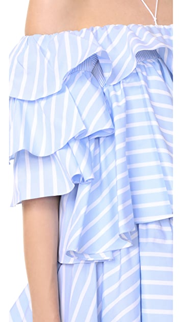 Tome Ruffled Blouse