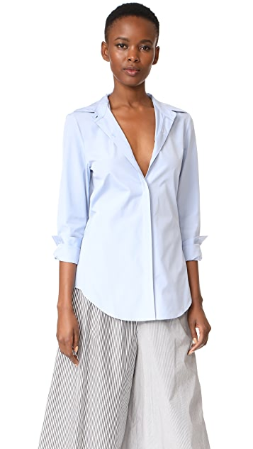 Tome Tie Back Shirt