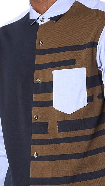 Tomorrowland Tricot Shirt