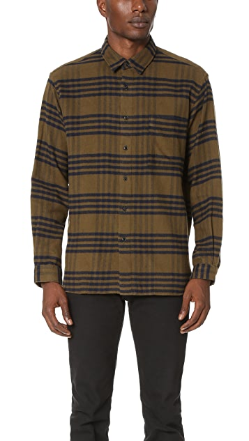 Tomorrowland Shaggy Nel Shirt