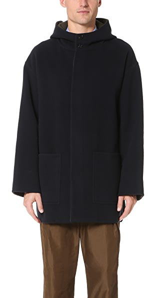 Tomorrowland Hooded Coat