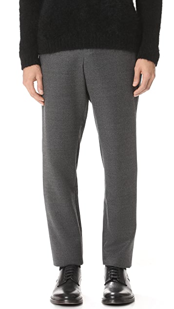 Tomorrowland Flannel Trousers